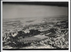ZZ-5551/ Erbach seltenes Foto Luftbild 18 x 13 cm