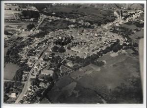 ZZ-5557/ Wesenberg seltenes Foto Luftbild 18 x 13 cm
