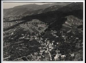 ZZ-5560/ Haslach seltenes Foto Luftbild 18 x 13 cm