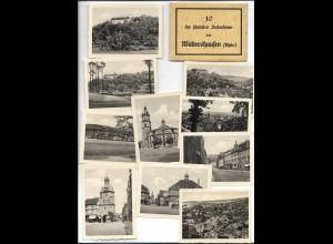 Y20627/ Walterhausen Thüringen 10 Fotos ca.1938