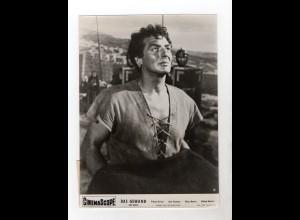 F6012/ Das Gewand Vicor Marure Cinema-Scope Foto 1953 24 x 17,5 cm