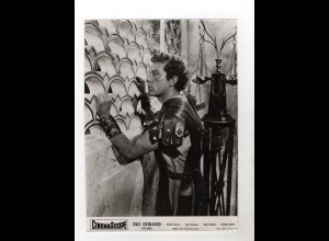 F6010/ Das Gewand Richard Burton Cinema-Scope Foto Pressefoto 1953 24 x 17,5 cm