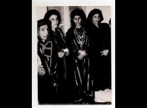 F6134/ Ägypten Frauen Foto 24 x 18 cm ca.1955