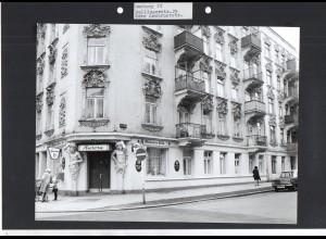 C1591 AK / Hamburg Eimsbüttel Armbruststr. Aurora Foto ca.1970 24 x 18 cm