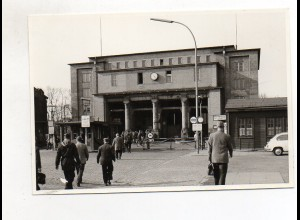 Y811 AK/ Hamburg Elbtunnel Steinwerder Foto ca.1965 12,5 x 8,5 cm