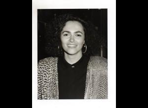 F6596/ Myrella Moses Schauspielerin Foto ca.1980 21,5 x 16,5 cm