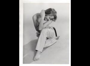 F6581/ Gisela Disiere schönes Foto ca.1970 24 x 18 cm