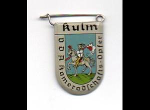 Y2232/ VDA Abzeichen Wappen Kulm Westpreußen