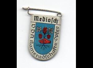 Y2229/ VDA Abzeichen Wappen Mediasch Medias Rumänien