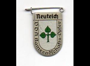 Y2228/ VDA Abzeichen Wappen Neuteich Nowy Staw Pommern