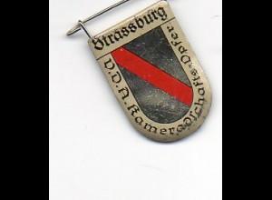 Y2226/ VDA Abzeichen WHW 1933-34 Volksgenosse hilf!