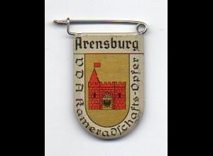 Y2221/ VDA Abzeichen Wappen Arensburg Estland