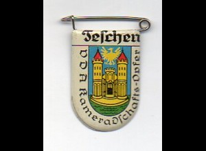 Y2212/ VDA Abzeichen Wappen Teschen Cieszyn Polen
