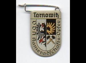 Y2238/ VDA Abzeichen Wappen Tarnowitz Schlesien