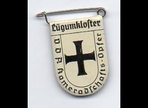 Y2224/ VDA Abzeichen Wappen Lügumkloster Nordschleswig