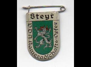 Y2213/ VDA Abzeichen Wappen Steyr Österreich