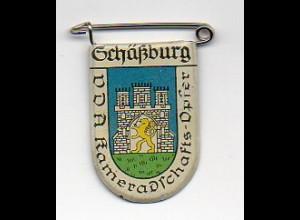 Y2210/ VDA Abzeichen Wappen Schäßburg Rumänien