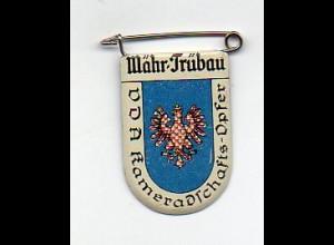 Y2208/ VDA Abzeichen Wappen Mähr.-Trübau