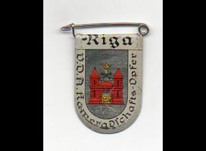Y2205/ VDA Abzeichen Wappen Riga Lettland