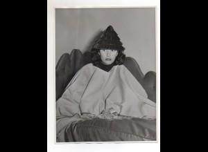 C2040/ Michele Philippe Schauspielerin Frankreich Pressefoto ca.1950 Foto