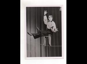 C2681/ Jonny Walker Drahtseil-Artist Foto ca. 1955 18 x 13 cm