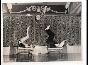 C3230/ Novaks Artisten Variete Foto 24 x 18 cm ca.1955-60