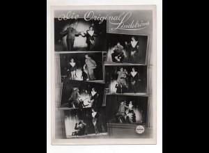 C2188/ Die Original Lindströms Variete Foto H. Mahler Hamburg ca.1955 24 x 18 cm