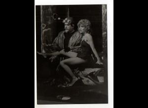 C2329/ Deborah Sasson-Hofmann + Hans Beirer Foto Deutsche Oper Berlin 1984