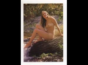 DP195/ Frau nackt Erotik Akt AK ca.1975