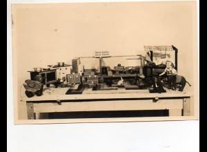 C2397/ Puppenstube Spielzeug Ausstellung geplante Produkte Foto ca.1935