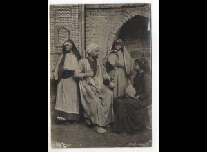 C4292/ Afrika Zuckerrohr-Verkäufer Foto 16,5 x 12 cm ca.1910