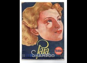 Y17752/ Para-Shampoo Original-Verpackung Tüte ca. 1955-60
