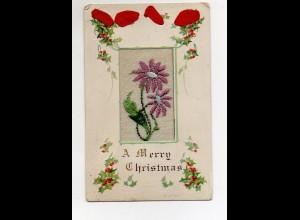 T5764/ Seidenstick AK Merry Christmas ca.1910