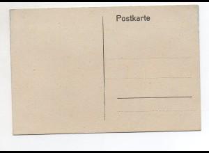 Y6523/ Handgemalte Ak Landschaft ca.1920