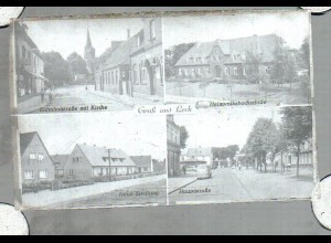 Neg0236/ Leck Hauptstr., Neue Siedlung Original-Negativ 1940/50