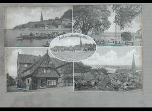 Neg0233/ Lauenburg Elbe Original-Negativ 1940/50