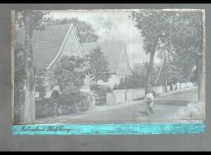 Neg0298/ Ostseebad Haffkrug Original-Negativ 1940/50