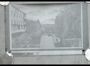 Neg0436/ Elmshorn Krückaupartie Original-Negativ 60er Jahre