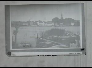 Neg0471/ Kappeln Schmiedestraße Original-Negativ 60er Jahre