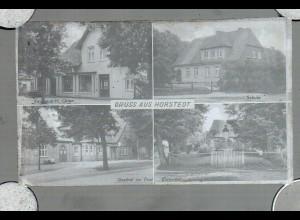 Neg0970/ Gruß aus Horstedt Original-Negativ 1940/50
