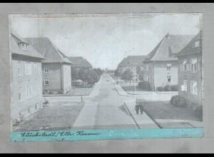Neg1091/ Glückstadt Kaserne Original-Negativ 1940/50 -AK-