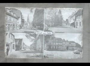 Neg1314/ Gruß aus Syke Original-Negativ 1940/50