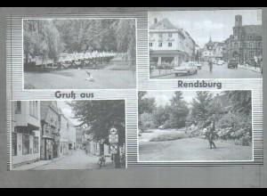 Neg1807/ Rendsburg Original-Negativ 1950/60
