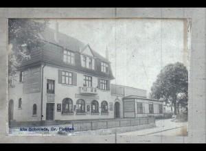 Neg2157/ Hamburg Gr. Flottbek Alte Schmiede altes Negativ 40er Jahre -AK-