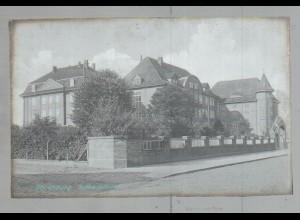 Neg1645/ Rendsburg Aufbauschule altes Negativ 1940/50