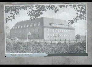 Neg2291/ Niebüll Kreisberufsschule altes Negativ 1940/50