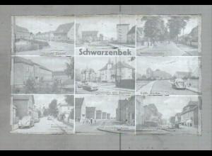 Neg2368/ Schwarzenbek altes Negativ 1940/50