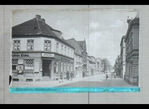 Neg2538/ Elmshorn Mühlenstraße altes Negativ 1940/50
