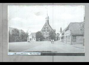 Neg2475/ Krempe Marktplatz altes Negativ 1940/50