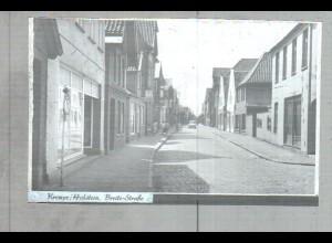 Neg2470/ Krempe Breite Straße altes Negativ 1940/50